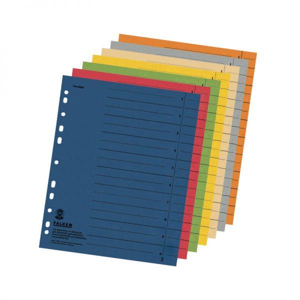 600 Stück FALKEN Trennblätter